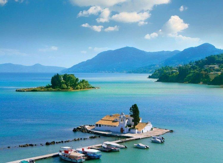 Insula Corfu